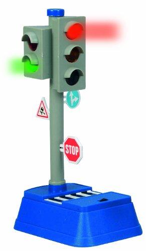 Imagen 1 de Dickie 20 331 3051  - Sistema de semáforos, señales de tráfico y señales de 8