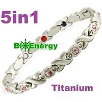 Magnetische Energie Germanium Armband Power-Armband Gesundheit Bio Magnet 5in1281der Dame preisvergleich bei billige-tabletten.eu