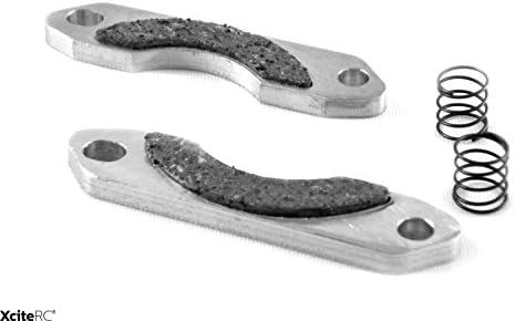 KM de Racing H-K1 Frein sur plaque acier Support Complet | De Qualité Supérieure