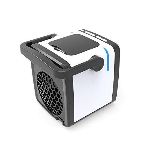 Preisvergleich Produktbild Auto Ventilator Auto-Styling-Luftkühler Tragbarer Klimaanlagenlüfter Mini-Schreibtischlüfter USB-Verdunstungsluftkühler für den Heimgebrauch