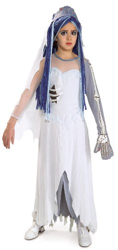 Tim Burton's Corpse Bride Costume, Large by Rubie's Costume - Corpse Bride Kostüm Kinder