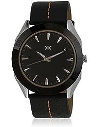 KILLER Analog Black Dial Men's Watch - KLW011A