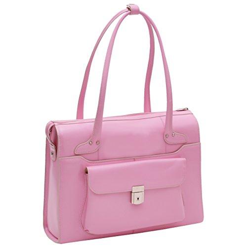 mckleinusa-wenonah-96669-pink-leather-ladies-briefcase
