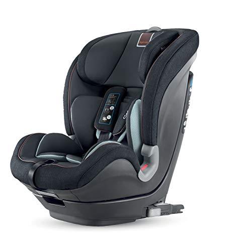 Inglesina AV92L0BLK Caboto Seggiolino Auto, Black