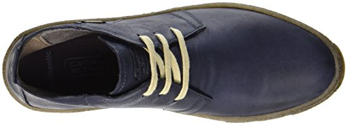 camel active Damen Authentic 70 Stiefel Blau (Denim)