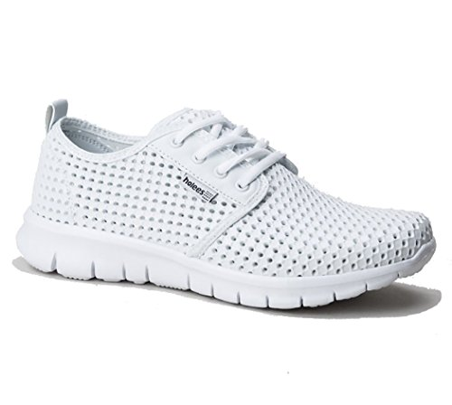 Holees , Baskets mode pour homme Blanc