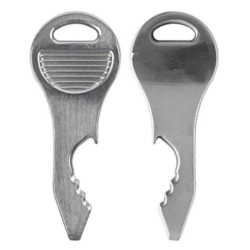 Multifunktions-Key-Tool Flaschenöffner Tragbar und nützlich
