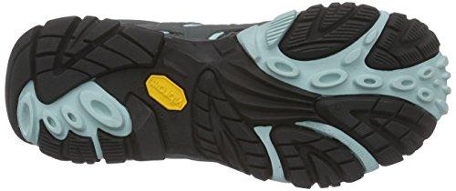 Merrell - MOAB MID GTX, Scarpe da escursionismo Donna Grigio (Grau (SEDONA SAGE))