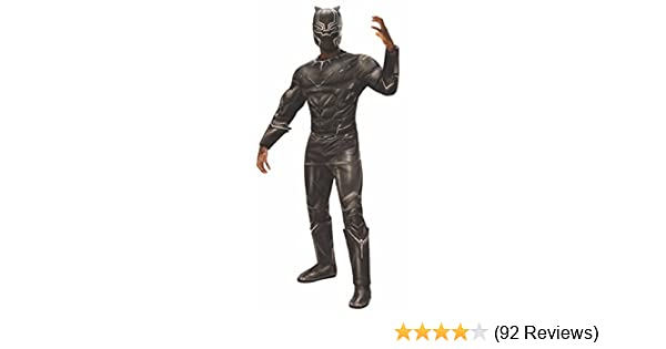 Adult Deluxe Marvel Black Panther Costume