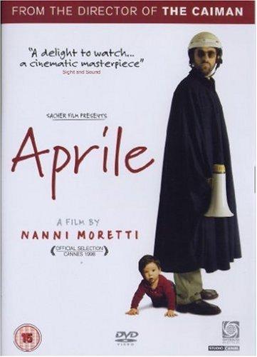 Aprile [DVD] [1998] by Nanni Moretti