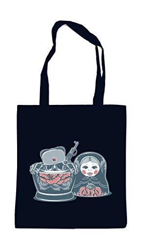 Certified Freak Killer Matroschka Bag Black