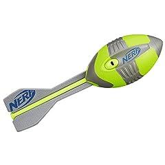 Idea Regalo - NERF Vortex Mega Football Aero Howler - Verde