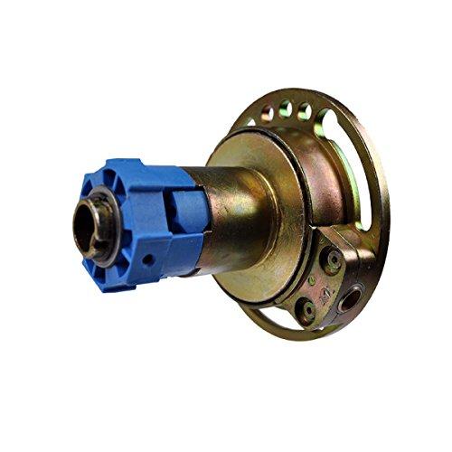 ✓ Kegelradgetriebe Rolladengetriebe Kurbelgetriebe Rollladengetriebe ✓ 4:1 ✓Freilauf Links ✓ Antrieb : Innenvierkant 6 mm