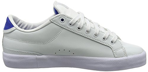 Globe  Status, Sneakers Basses adulte mixte Blanc - Weiß (white/blue)