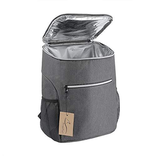 Freefun borsa frigo 20 litri borsa termica pranzo ufficio picnic pieghevole