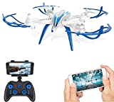 Best Drones For  With Camera - SuperToy Wi Fi Camera Drone Quad-Copter Toy Review
