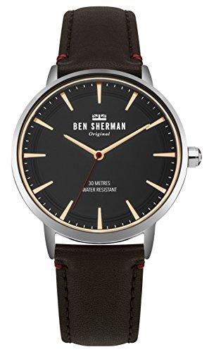 Ben Sherman Herren-Armbanduhr WB020BR