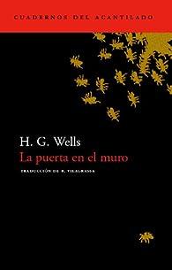 La puerta en el muro par H.G. Wells