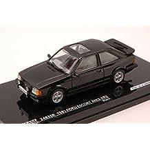 Vitesse VE24835 Ford Escort MKIII XR3 1986 Black 1:43 MODELLINO Die Cast Model