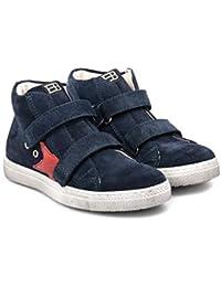 size 40 bfd94 63c0f EB SHOES Scarpe Sneaker Bambino 56H7 Bleu AI16