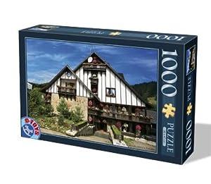 D-Toys - Rompecabezas, 1000 Piezas (DT63038-MN-05)