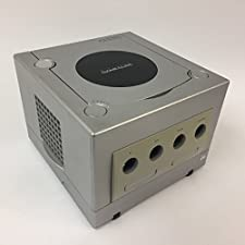 GameCube - Konsole Silber