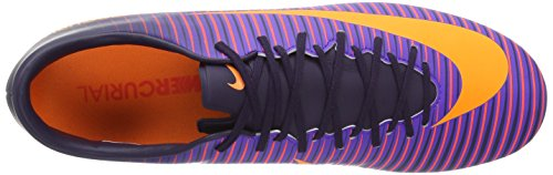Nike Mercurial Victory Vi Fg, Scarpe da Calcio Uomo Viola (Purple Dynasty/bright Citrus/hyper Grape)