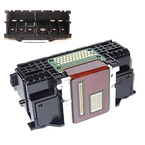 Ganquer Teile Ersatz Düse für 3D Drucker Büro Druckkopf für Canon QY6-0083 - Schwarz, Free Size