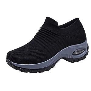 41Sk2bPFnoL. SS300  - Zapatos de Trabajo Muy cómodos para Trabajos de hostelería y no resbalan-UniseZapatos Casuales Muy cómodos para Trabajos de hostelería y no resbalan-Unisex-adultox-Adulto