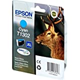 Epson Stylus Office BX 635 FWD (T1302 / C 13 T 13024010) - original - Tintenpatrone cyan - 765 Seiten - 10,1ml