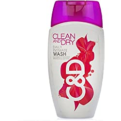 Midas Care Presents Clean And Dry Daily Intimate Wash 100ml