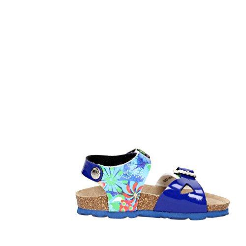 Grunland SB0823-40 Sandale Fille Bleu