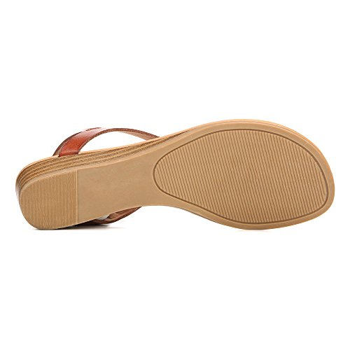 Fergalicious Tasso Toile Sandale Tan