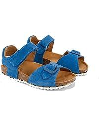 8081ec4ee3822 Mayoral - Zapatos Primeros Pasos para Niño Azul Elettrico