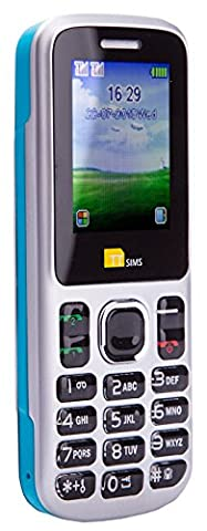 TTsims - Dual Sim TT130 Mobile Phone - Camera -