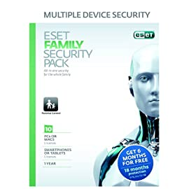 Eset Family Security Pack (PC)