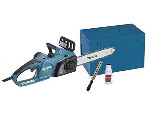 Makita UC3541AK 2400W power chainsaw - power chainsaws (76.2 / 8 mm (3 / 8), Blue)