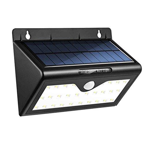 LUFA 28 LED Solar Lichter LED Wireless Solar Motion Sensor Licht im Freien Sicherheit Nacht Garten Lampe