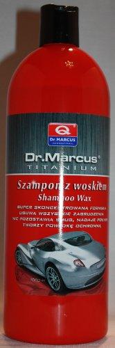 Autoshampoo Autoreiniger mit Wachs Dr.Marcus Shampoo Wax 1l