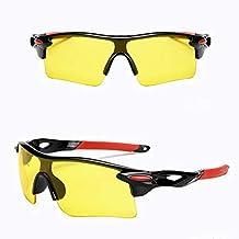 Jiuyizhe - Gafas de sol polarizadas para deportes al aire libre, ciclismo, gafas de