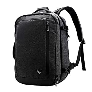ARCTIC HUNTER Convertible 2 in 1 Business Foldable Backpack Travel Laptop Backpack