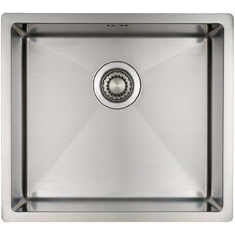 Lavello da cucina in acciaio inossidabile / lavandino MIZZO Linea