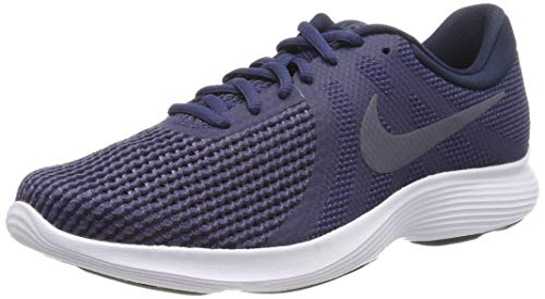 Nike Revolution 4 EU, Scarpe da Corsa Uomo, Blu (Neutral Indigo/Light Carbon-Obsidian-Black 500), 41