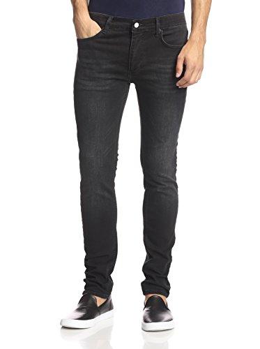 Religion Herren Skinny Jeans Noize, Gr. W32/L32, Schwarz