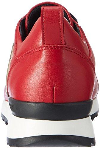 Love Multicolorida W Ouro sneakers vermelho Moschino rFnrUqOZ