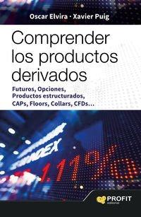 Comprender Los Productos Derivados (Finanzas) por Oscar Elvira Benito