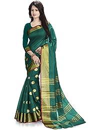 Venisa Cotton Saree (Rp1004_Green)