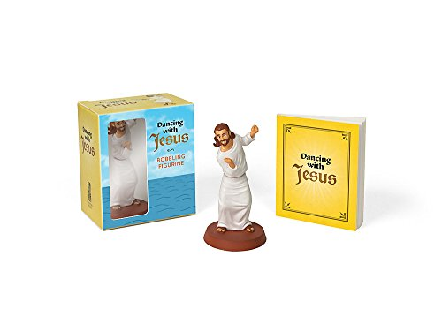 Dancing with Jesus: Bobbling Figurine (Running Press Mini Editions)