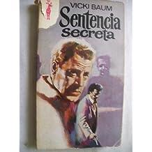 SENTENCIA SECRETA