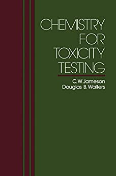 Chemistry For Toxicity Testing por C. W. Jameson epub
